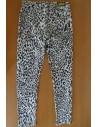 Pantaloni ZARA leopard