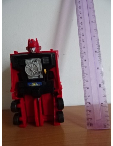 Figurina Robot Transformers masinuta