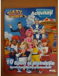 10 Activitati LAZY TOWN