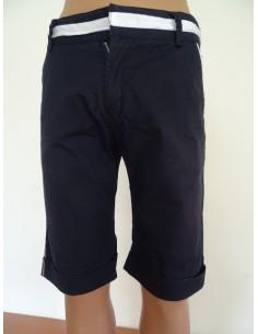 Pantaloni trei sferturi ,bleumarin