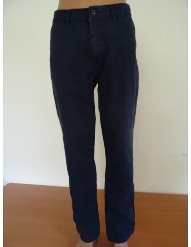 Pantaloni lungi, bleumarin