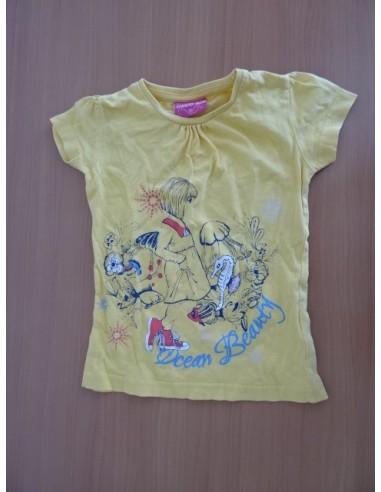 Tricou fetite cu desen