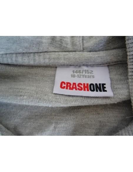 Tricou cu gluga Crashone