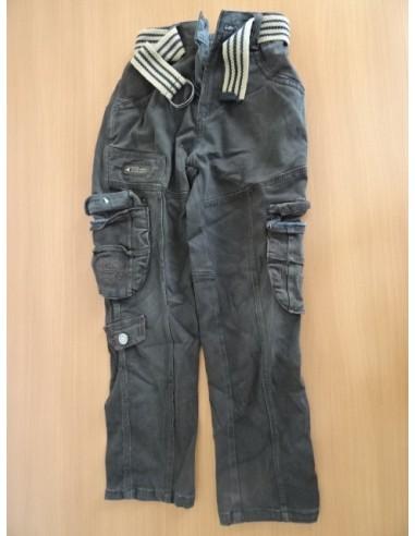 Pantaloni barbati cu buzunare