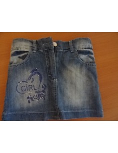 Fustita blugi Girl Fashion