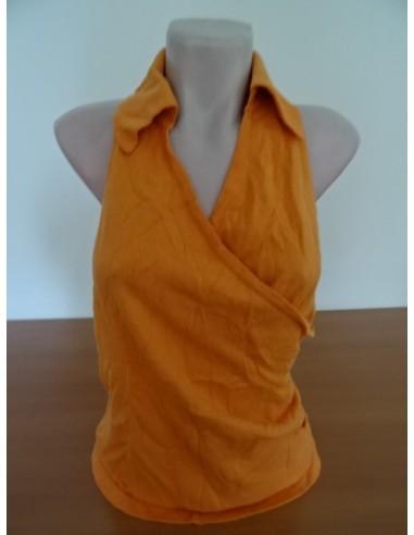 Bluza lana ,cu spate gol