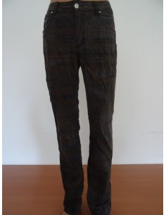 Pantaloni maro dama
