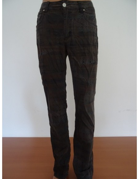 Pantaloni maro,dama