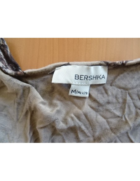 Bluza dama fara maneca BERSHKA