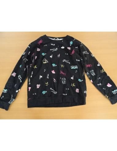 Bluza LC WAIKIKI cu imprimeu
