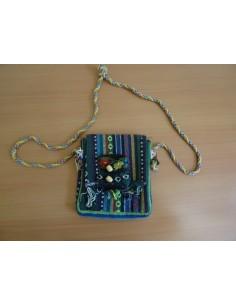 Geantuta tip postas handmade multicolora