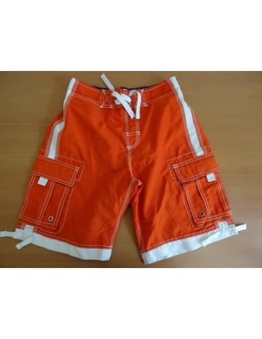 Pantaloni scurti cu buzunare,baieti