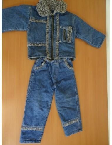 Costum jeans vatuit ,baietei