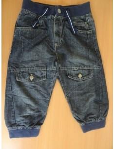 Jeans trei sferturi baietei