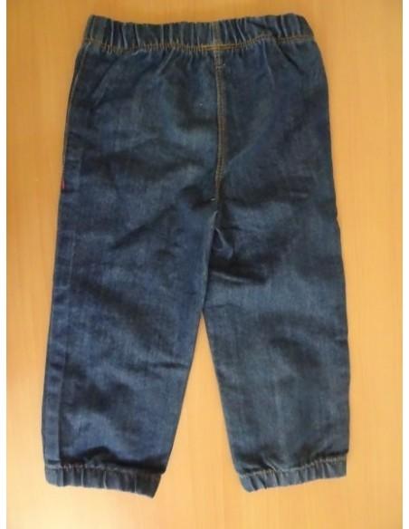 Jeans cu buzunare fundite ,fetite