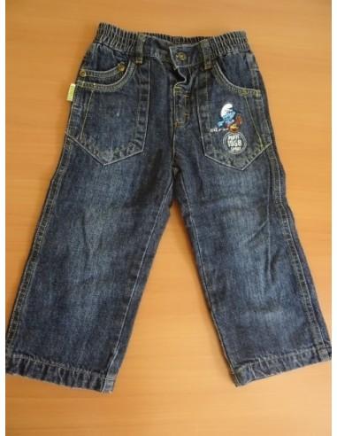 Jeans baietei strumf