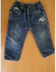 Jeans baietei vatuiti