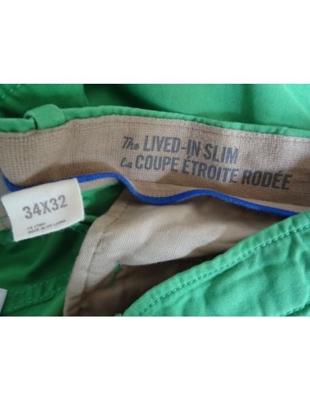 Pantaloni LIVED IN SLIM
