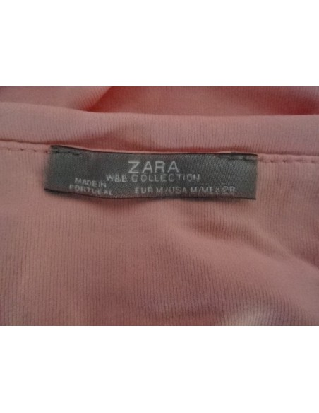 Maieu roz ZARA COLLECTION