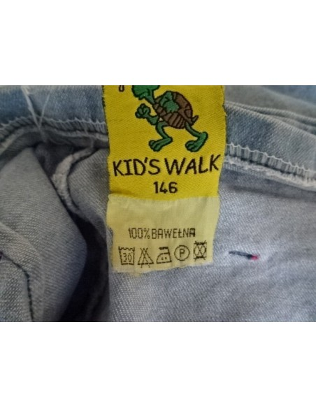 Fusta jeans KID'S WALK