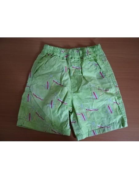 Pantaloni scurti umbrelute si palmieri