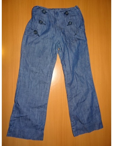 Pantaloni albastri ZARA