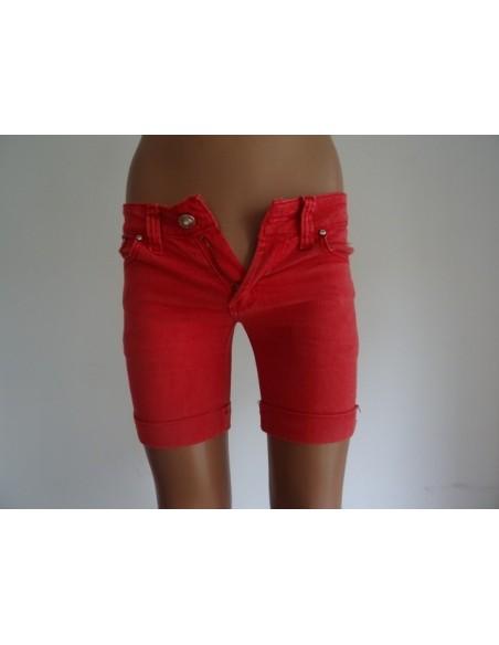 Jeans scurti