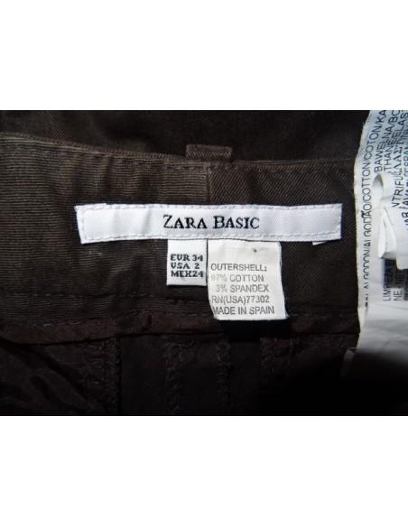 Pantaloni dama ZARA BASIC