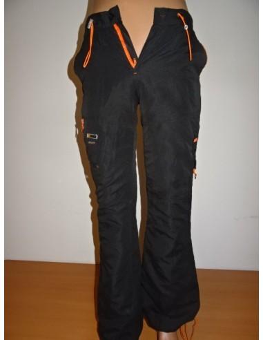 Pantaloni  dama vatuiti