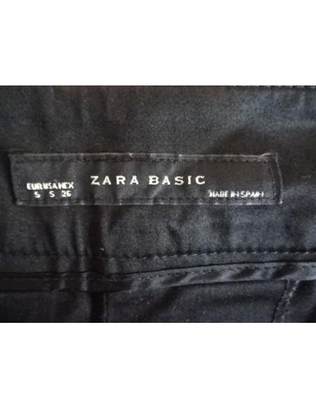 Fusta Zara Basic cu buzunare