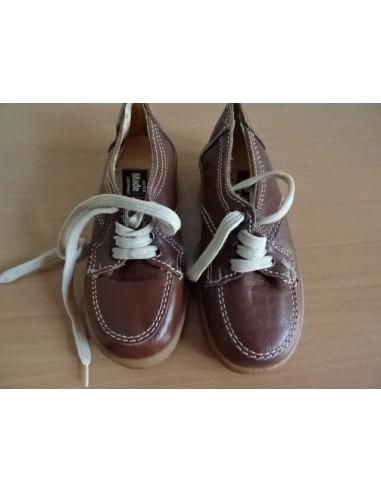 Pantofi casual cu siret