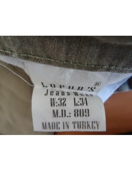 Pantaloni Turkey