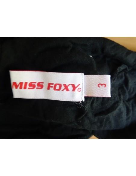 Rochie MISS FOXY cu volane